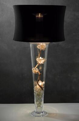 Vase Lights Lighted Vase Lamp Shades Under Table Lights