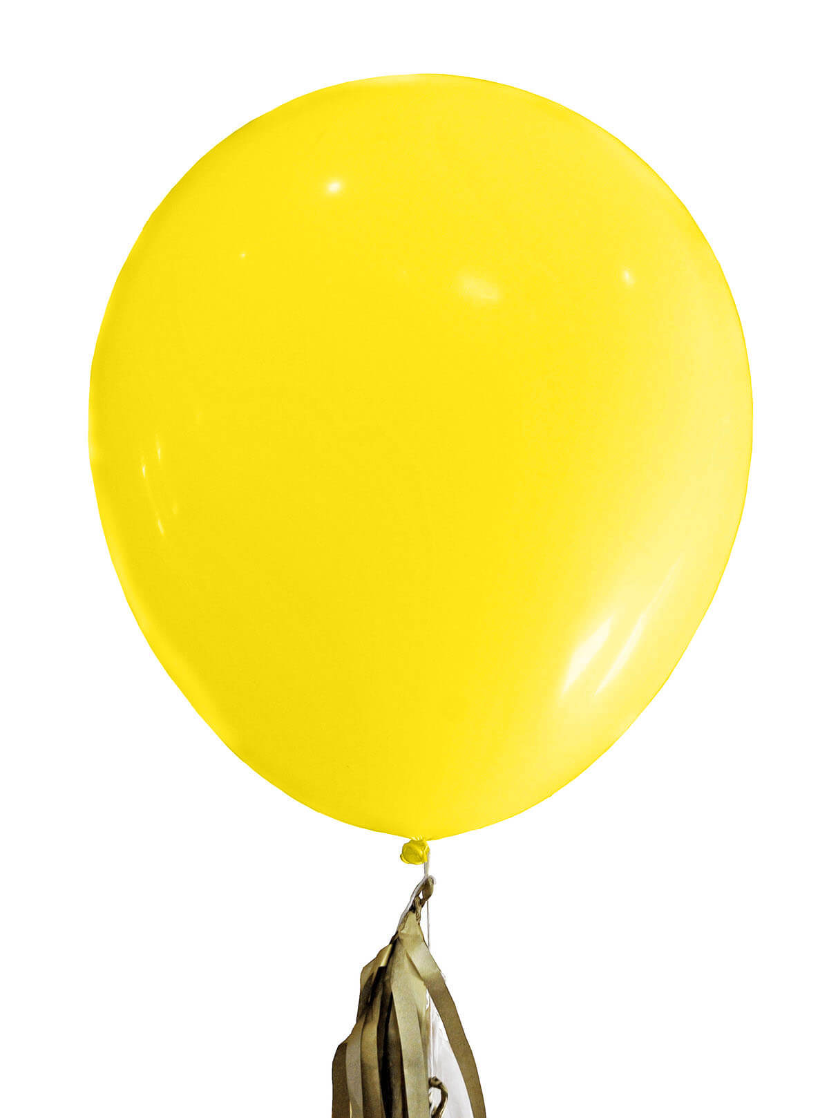 Giant 36 Quot Yellow Balloons Set Of 2