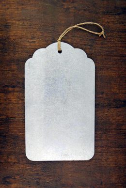 """Giant Magnet Board Gift Tag, Wall Decor 11"""""""