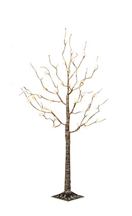 LED Birch Tree 4ft