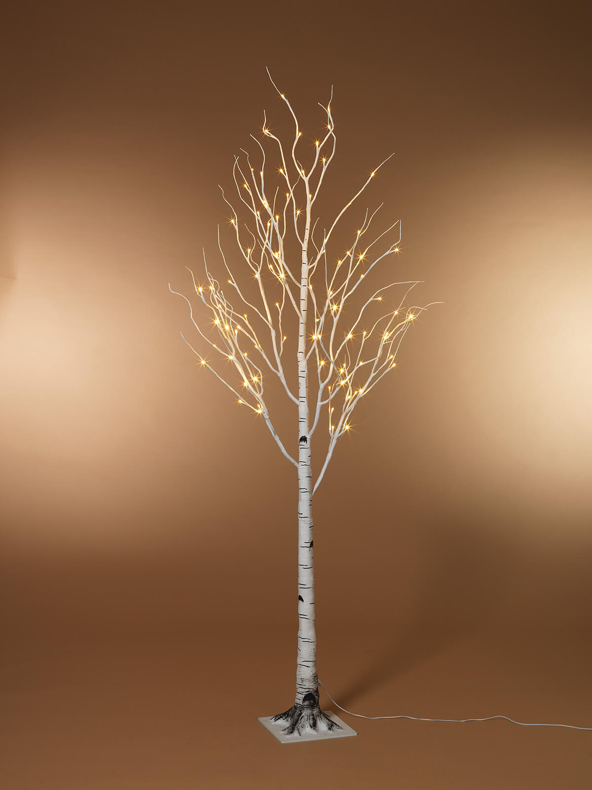 LED Birch Tree Warm White 5ft SHIPS FREE