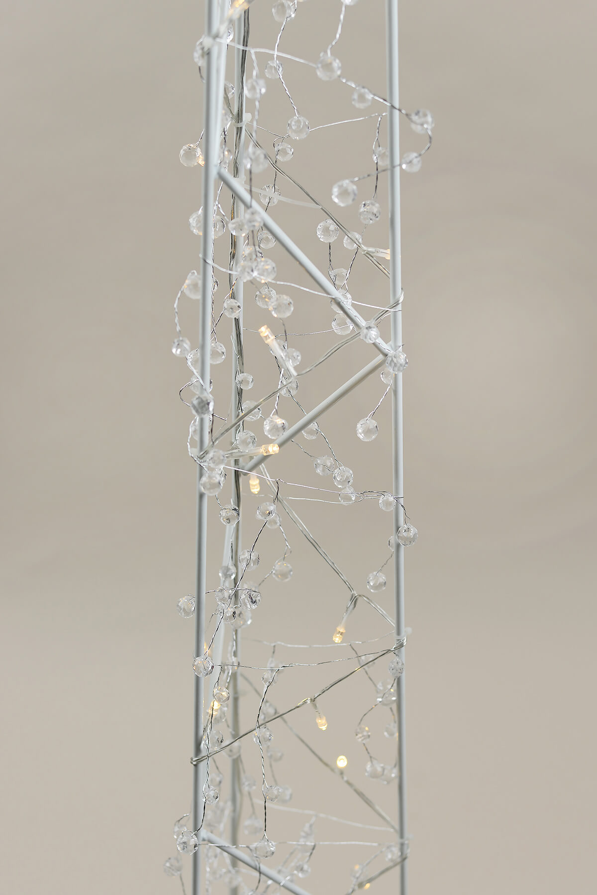 Tall Lighted Palm Tree Led 6 Ft 130 Ct Crystal Accents