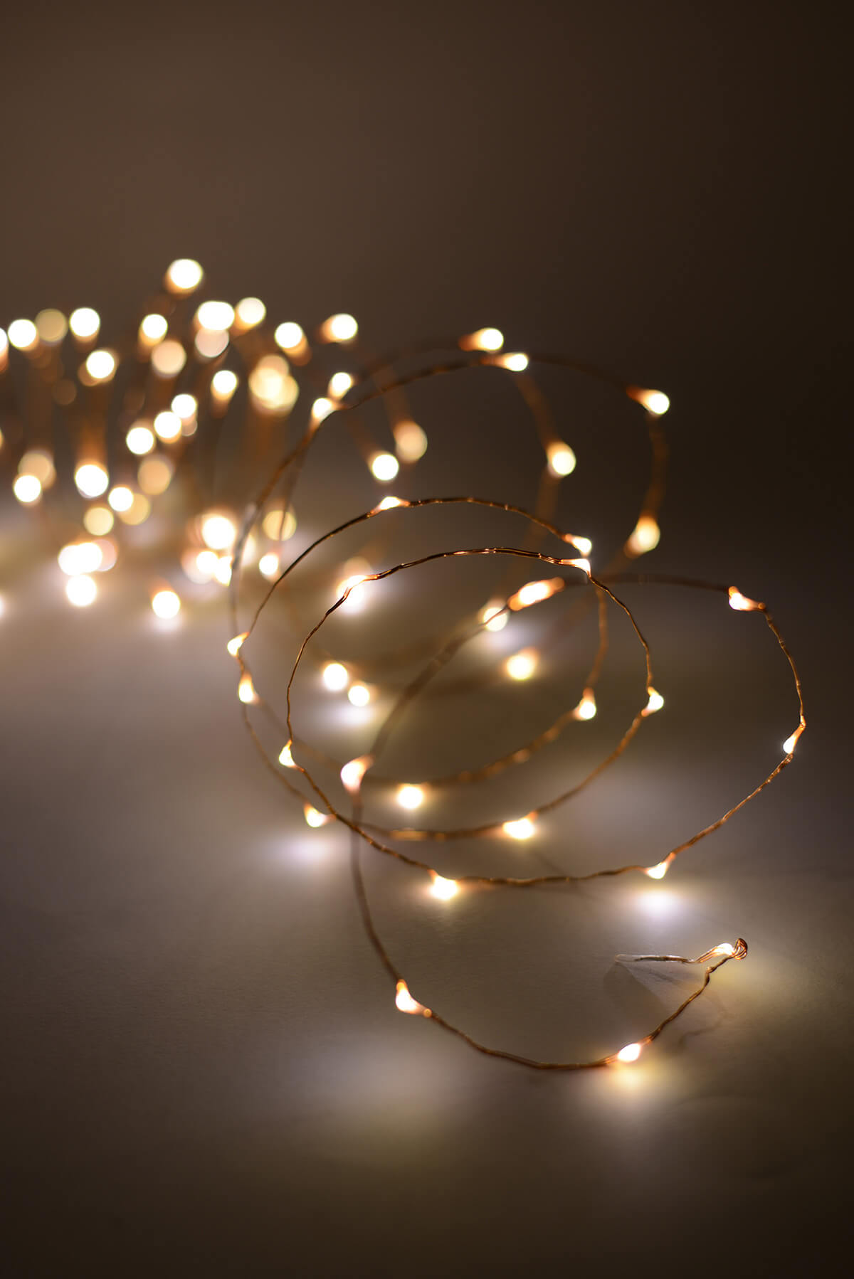 Homemade Flower Pots Led 20 Feet Fairy Lights Copper Wire With 120ct Warm White