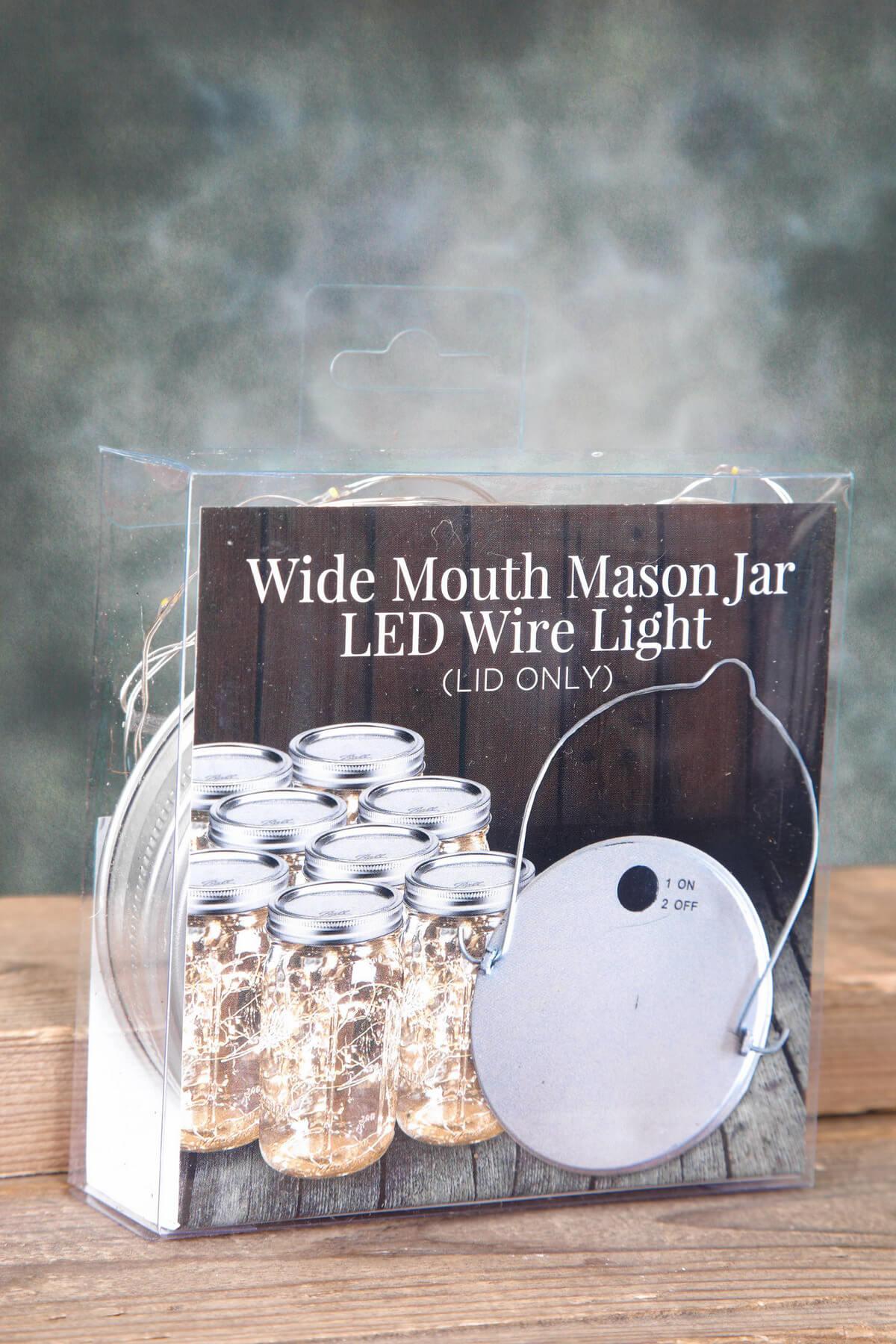 Mason Jar Outdoor Lighting Hanging Lanterns