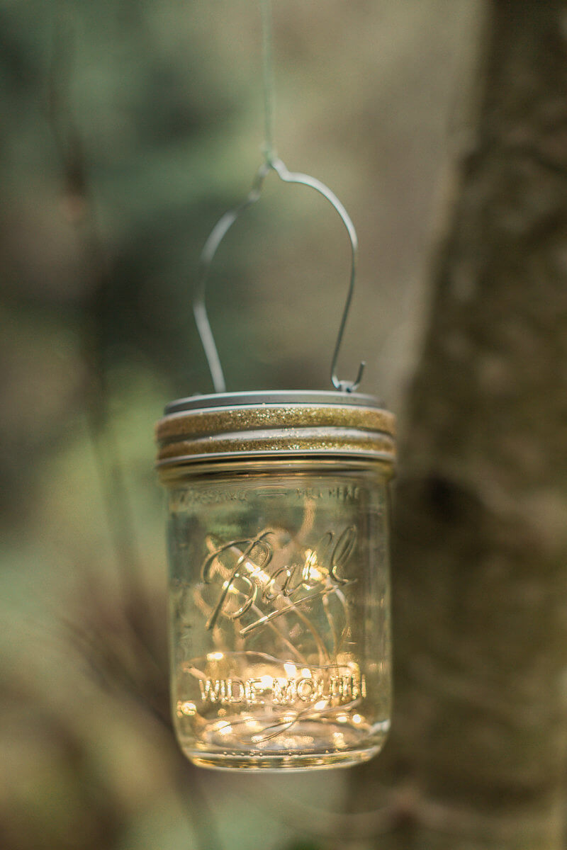 Uncategorized Lights In A Mason Jar jar lights fairy battery op warm white fits a wide mouth mason jar