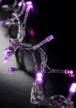 LED String Lights Pink 28ft - 100ct