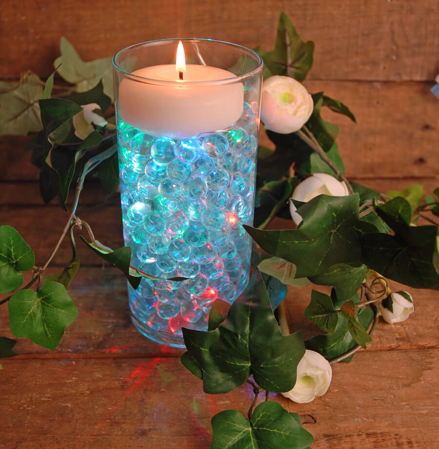 Rgb Battery Operated Led Waterproof Fairy Lights 7 5ft