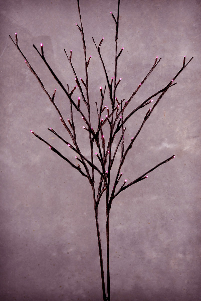 Pink Lighted Branches 39 Quot Led Willow Branches