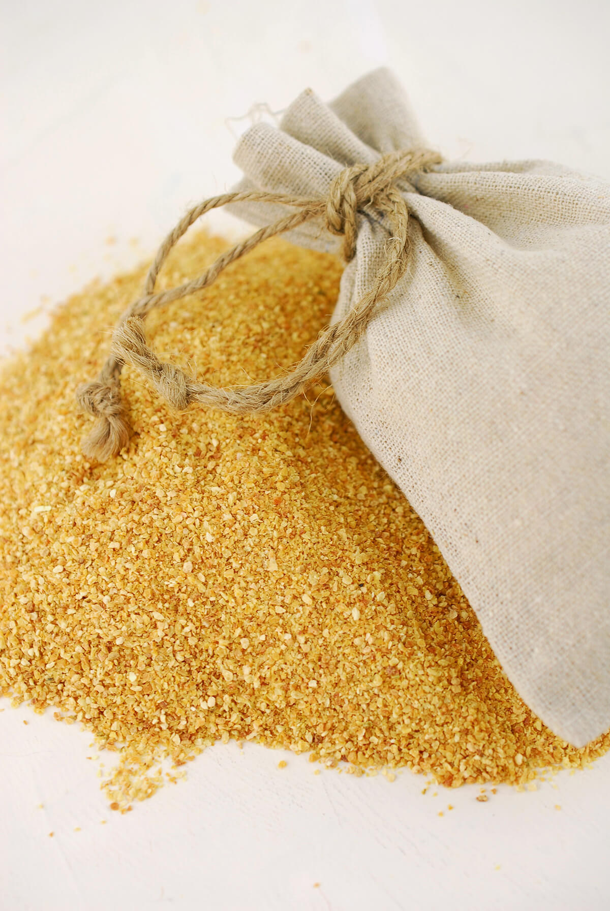 Ground Lemon Peel 1lb
