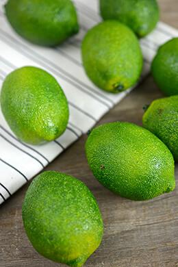 8 Beaded Limes