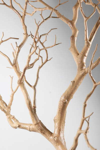 Artificial 38 Quot Manzanita Branch Tan