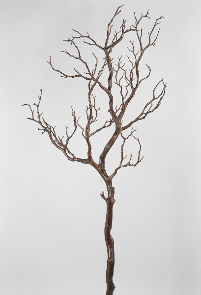 Artificial Manzanita Tree Branches Brown 38 5in