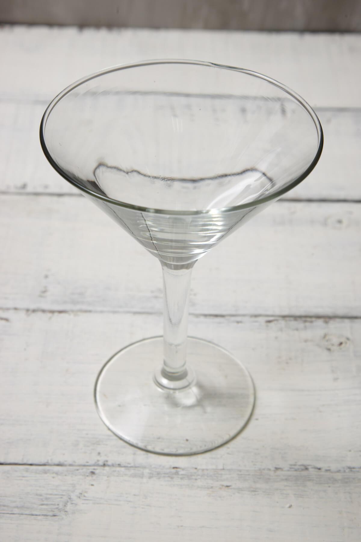 12  Cocktail Glasses  6oz