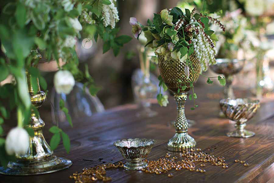 "Fairytale Vase   5"" x 12"""