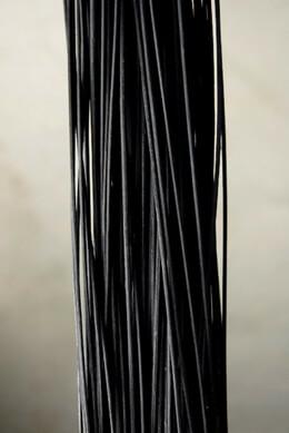 Midollino Sticks 42in Black 100-150 Pieces
