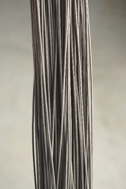 Midollino Sticks 42in Grey 100-150 Pieces