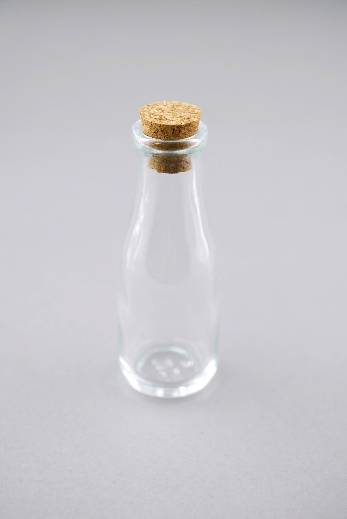 mini glass bottles with cork 40ml pack of 10