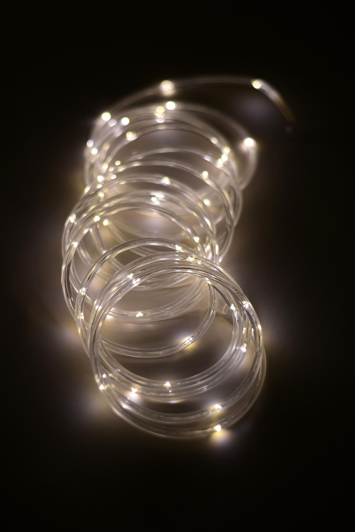 Mini led rope light warm white 15ft 60ct mozeypictures