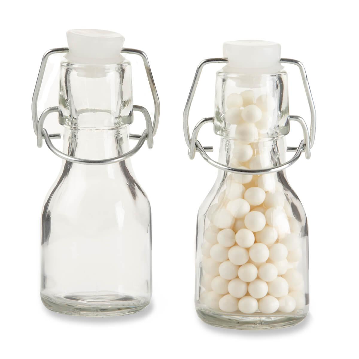 12 4 Quot Glass Swing Top Bottles