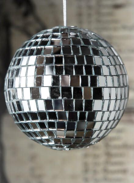 """4"""" Mirror Disco Balls"""
