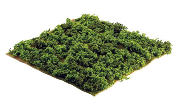 Square Mountain Sphagnum Moss Sheet Green 14x14