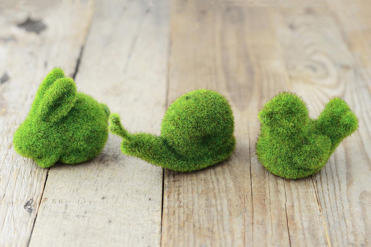 Moss Animals (Set of 6)