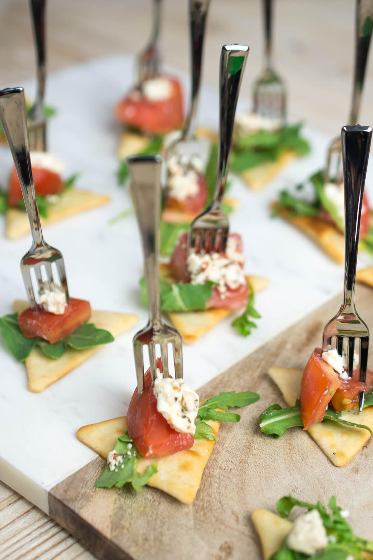 Mozaik Mini Tasting Forks