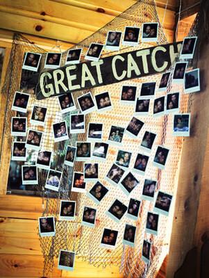 Genuine  Fish Nets 5x7
