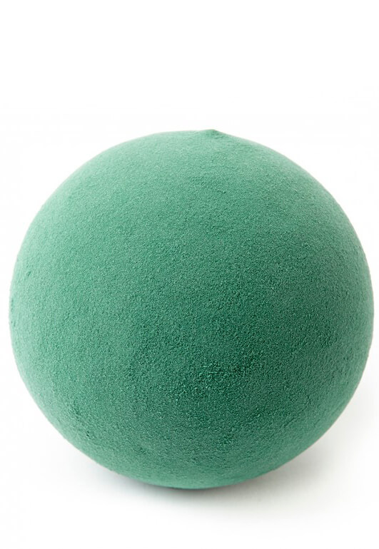 5 Oasis Floral Foam Sphere 4.5in