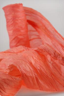 """Orange Paper Garland Rolls 18"""" wide x 5 yds"""