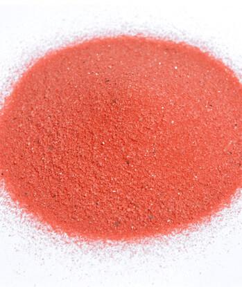 Sparkle Sand CORAL ORANGE  2 lbs/3 CUPS