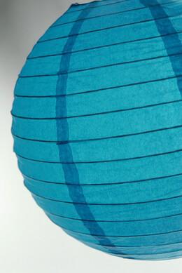 "12"" TURQUOISE BLUE Paper Lanterns"