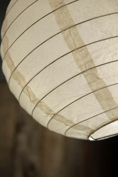"8"" Paper Lanterns BEIGE (PACK of 10)"
