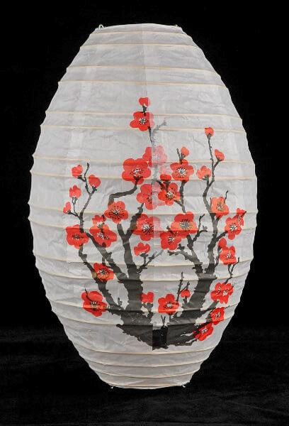 Paper Lanterns Parasols