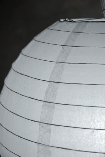 "14"" Paper Lanterns WHITE"