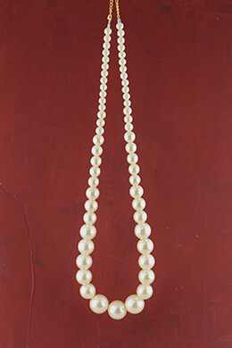 Large Pearl Garland 36in