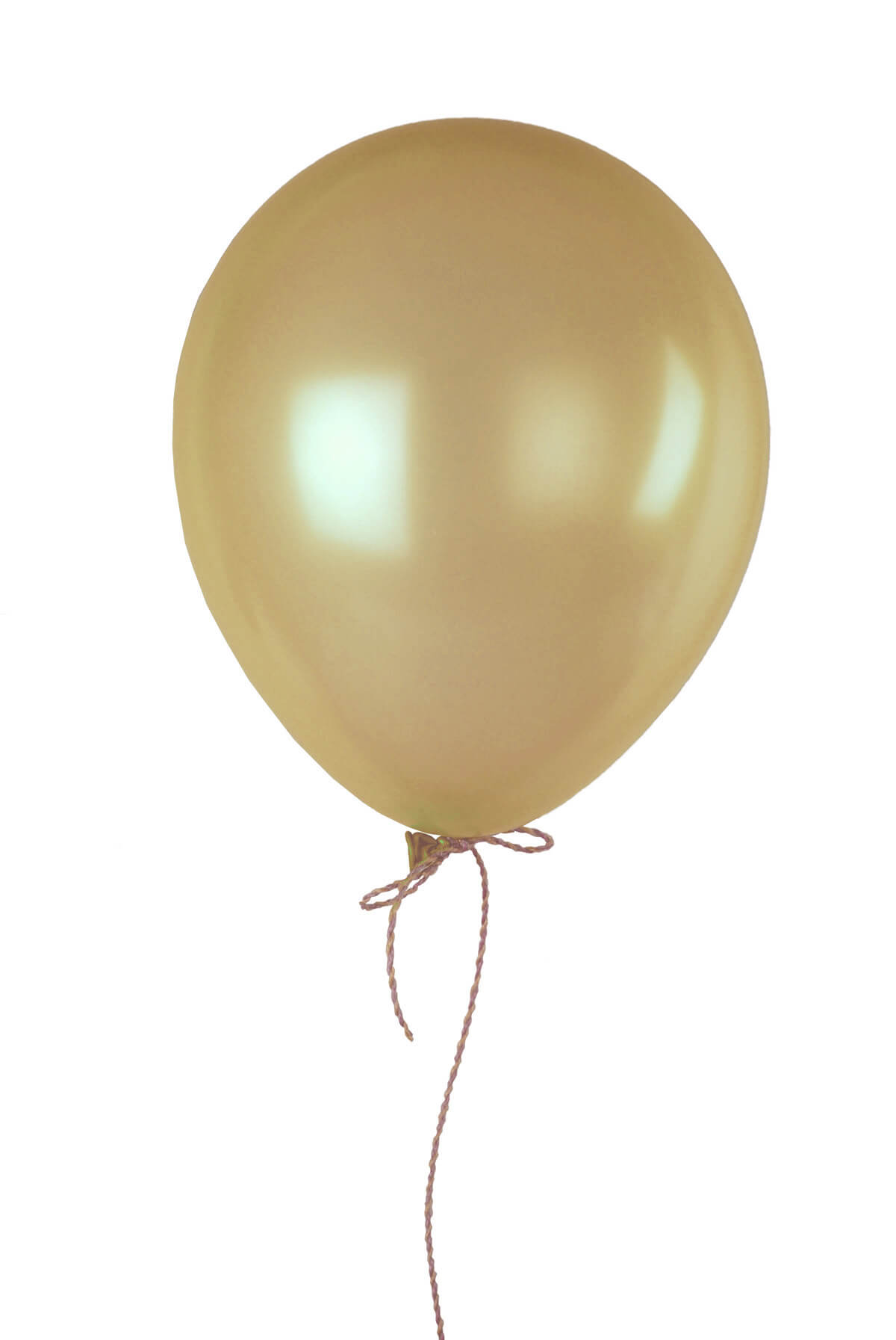 100 Champagne 12 Quot Balloons Pearl Finish