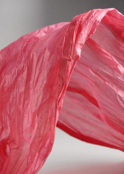 """Pink Paper Garland Rolls 18"""" wide x 5 yds"""