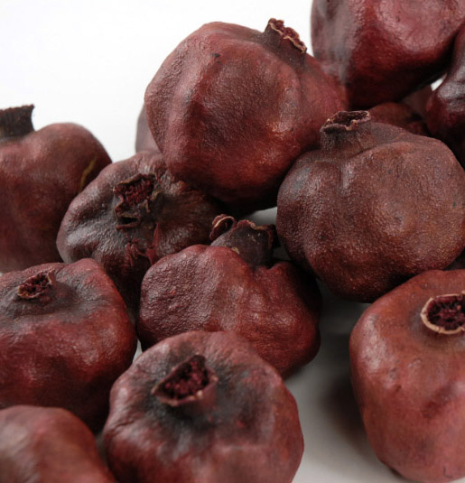 20 Preserved Polished Pomegranates
