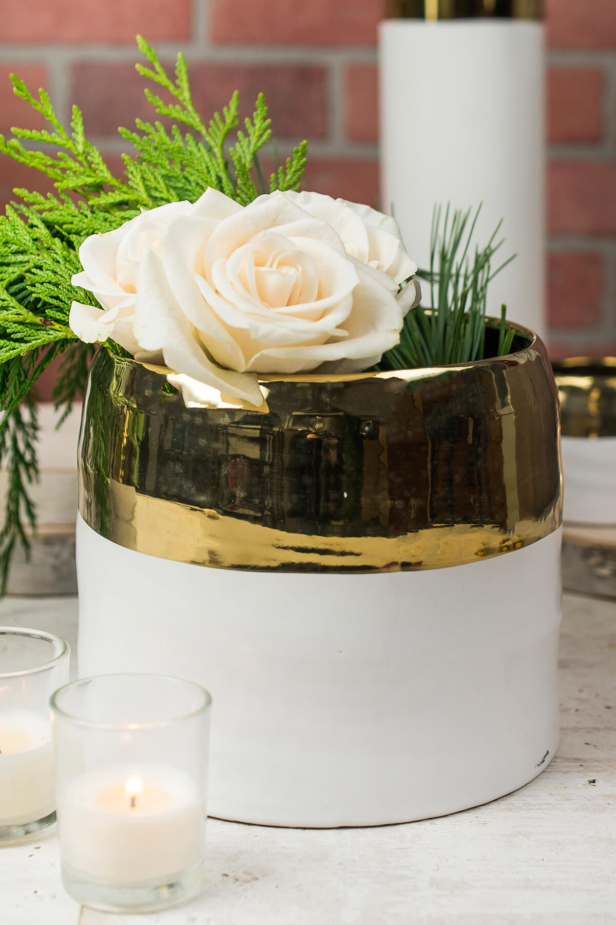 Gold Picture Frames For Table Numbers