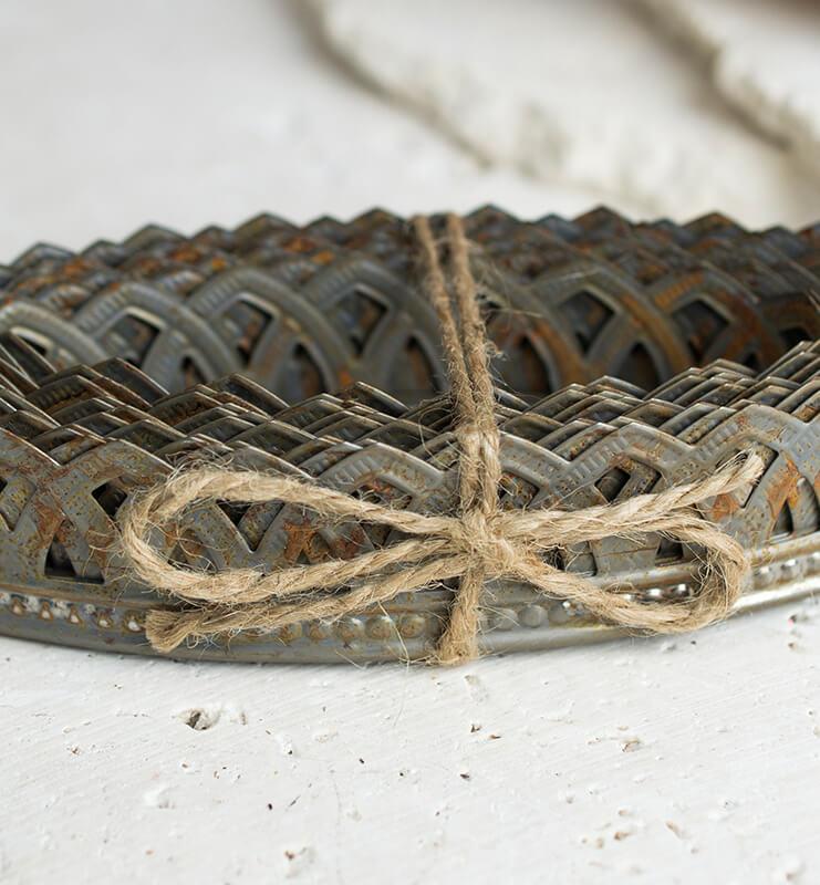 Metal Trim Ribbon Roman Trim  1in x 15 FT