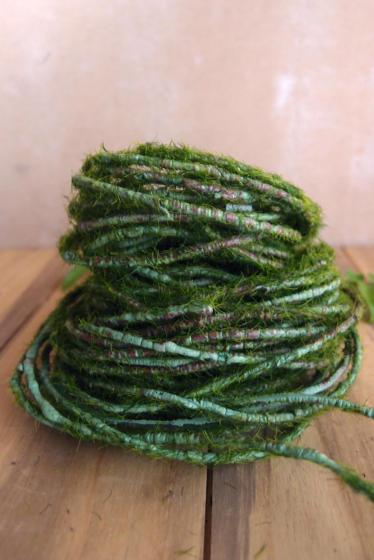 Grass Roping 6 Feet,  Artificial Grass Rope Garlands