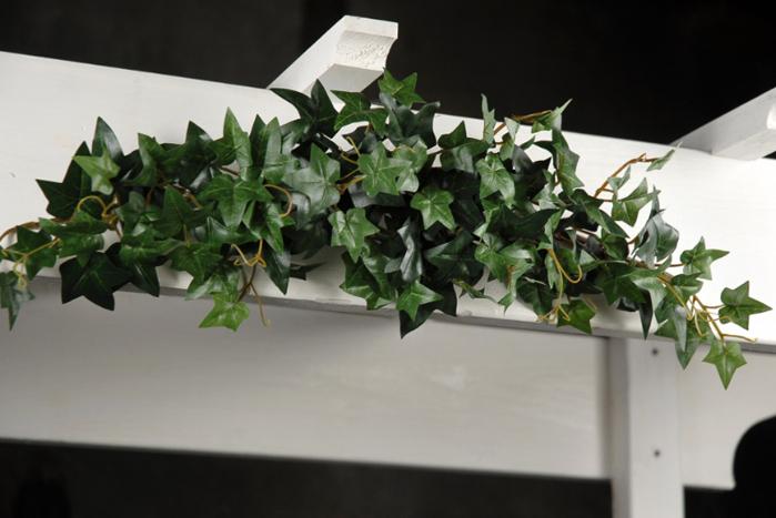 Silk Ivy Arch 22in