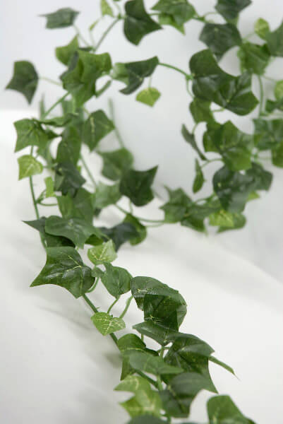 12 Silk Ivy Garlands 6ft With125 Leaves