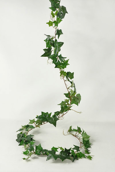 Discount Silk English Ivy Garlands 6'