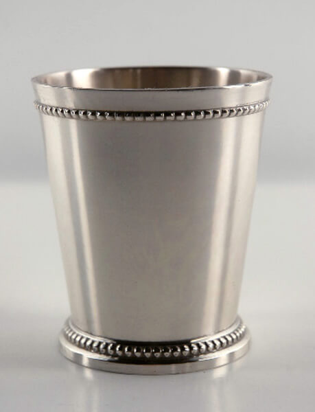 """Mint Julep Cups Silver Plated 3-1/4"""""""