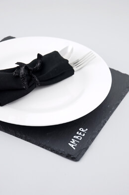 Slate Tray Placemat 10x12