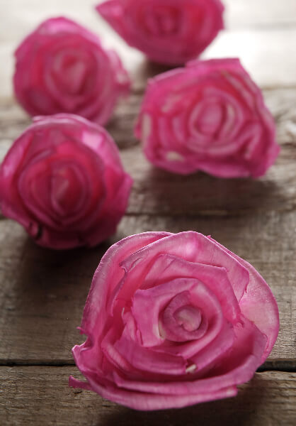 15 Sola Flowers Pink Roses