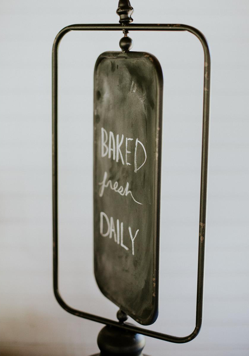 Two Sided Large Standing Chalkboard 10 X 24 Metal Frame
