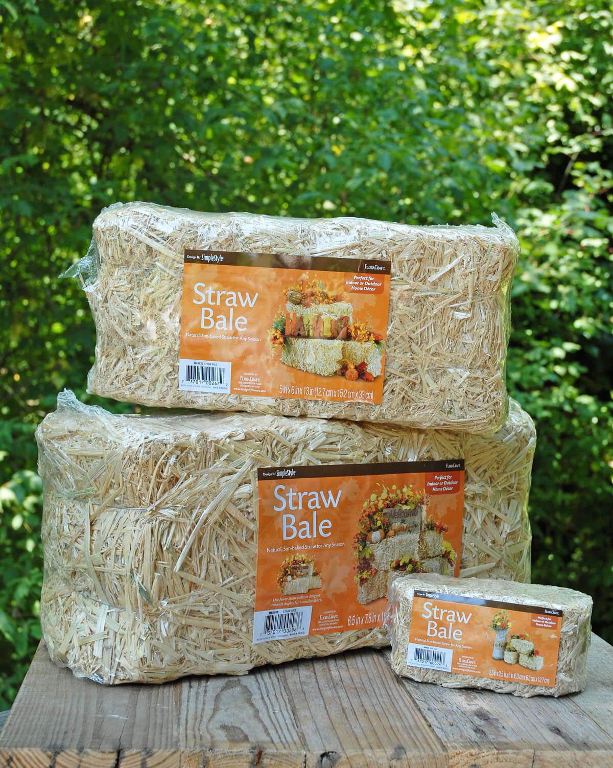 Straw Bales 16 Quot Large